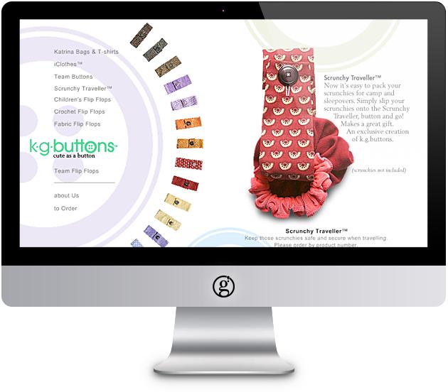 kgbuttons web site