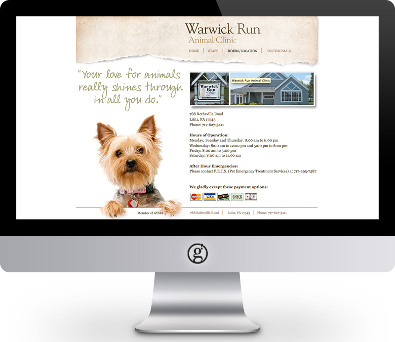 Warwick Run Animal Clinic