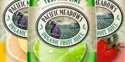 Pacific Meadows packaging