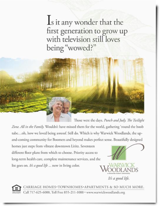 Warwick Woodlands