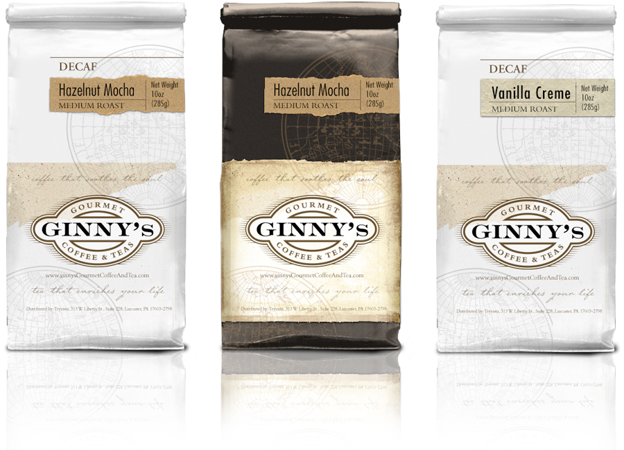 Ginny's Gourmet Coffee and Teas