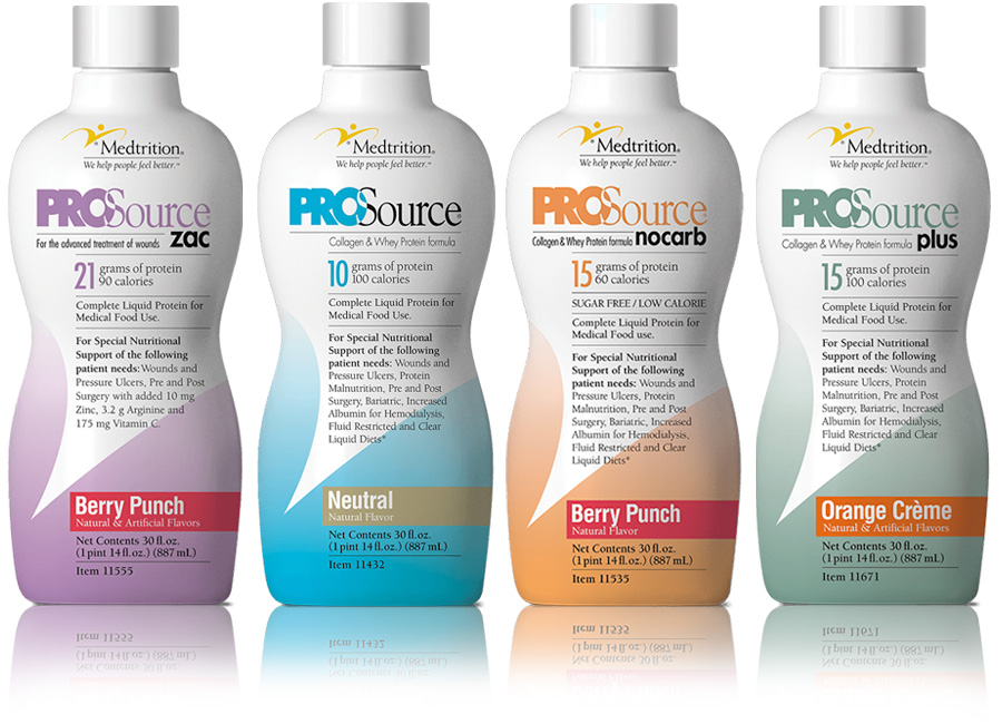Medtrition Liquid Protein