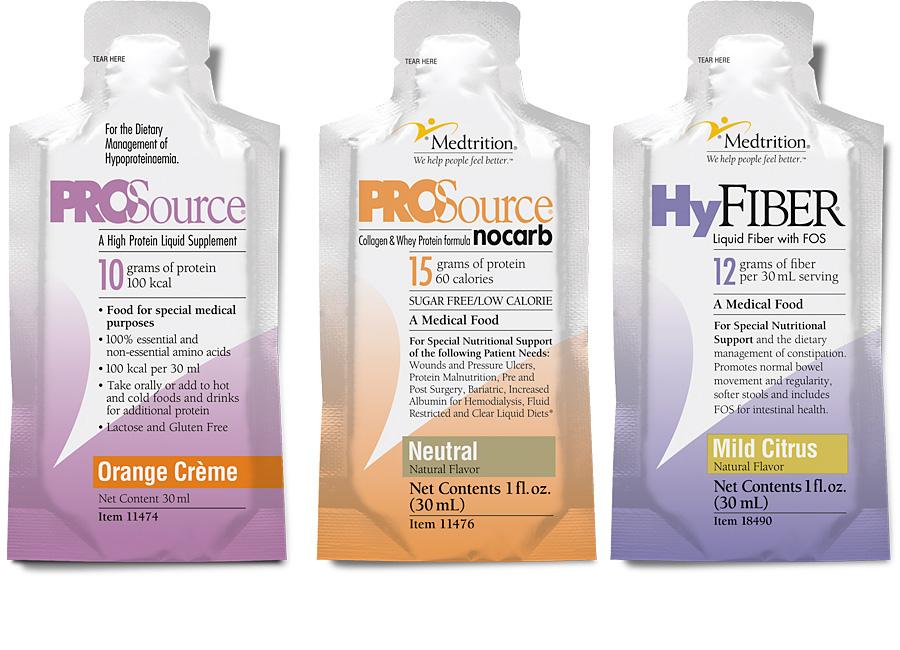 Medtrition Liquid Protein / HyFiber