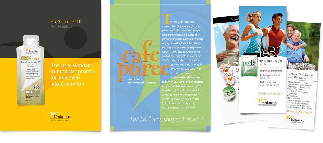 Medtrition Brochures
