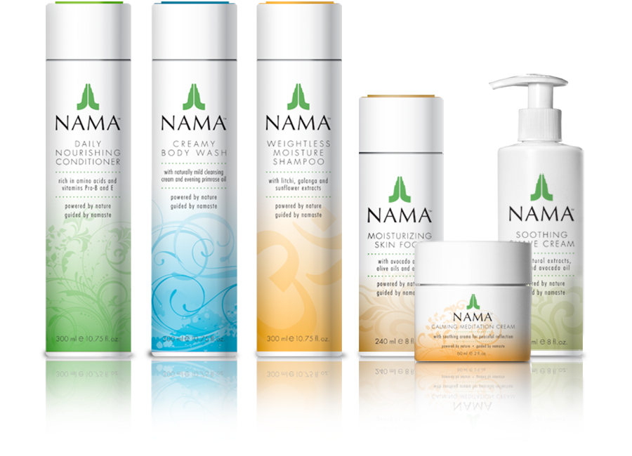 Nama Body Products