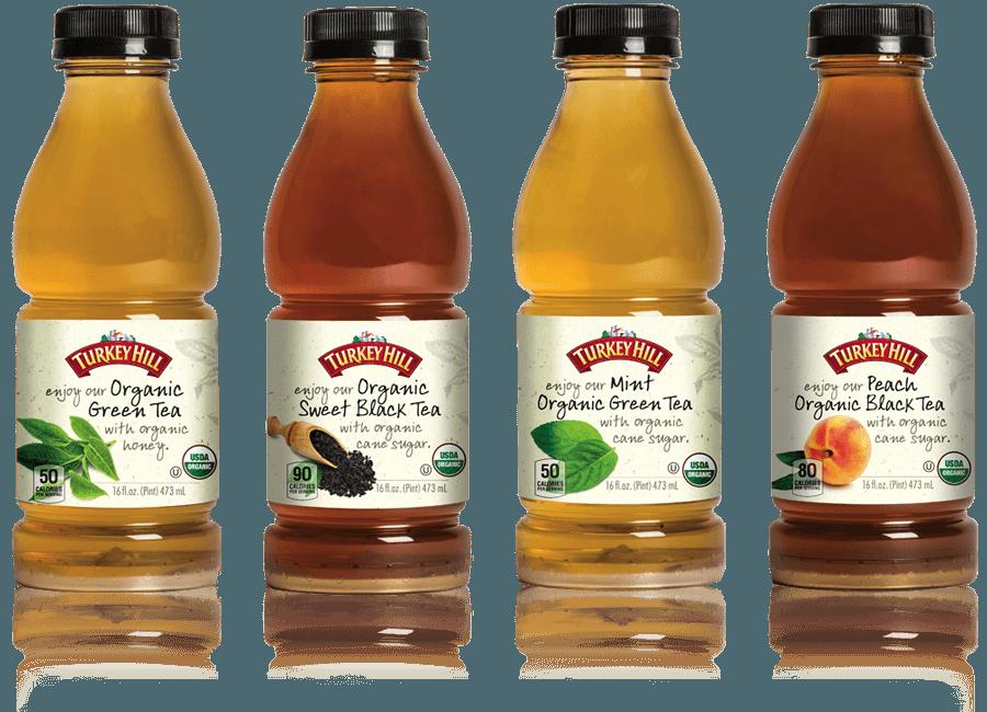 Turkey Hill Organic Teas