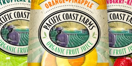 Pacific Coast Farms Fruit Juice